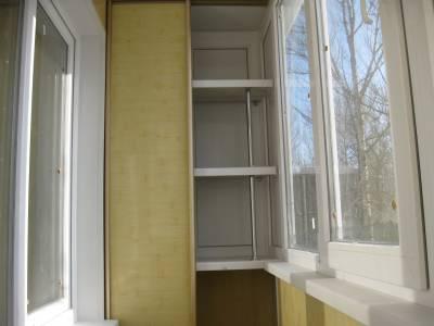 Внутренняя обшивка балкона кривой рог.